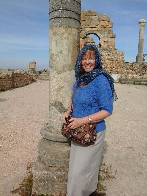 Clarke - Heather in Volubilis
