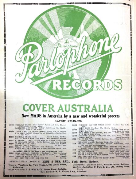 parlophone